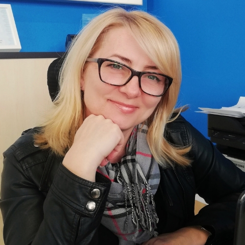 Grażyna Dmochowska